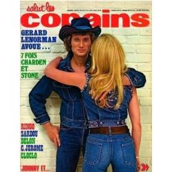 Magazine Vintage de naissance Salut Les Copains de l'année pour 50 ans