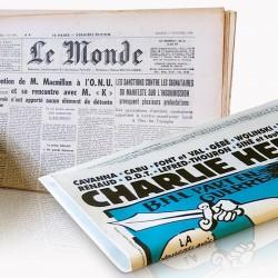Journal anniversaire du jour de naissance, année 1961 , journal de naissance, magazine de naissance 60 ans