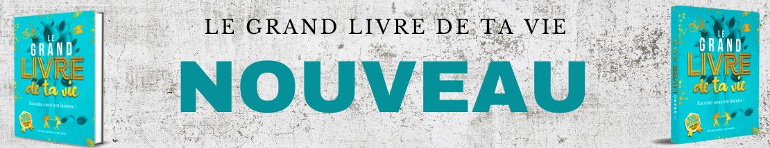 Nouveau : Le Grand Livre de ta Vie